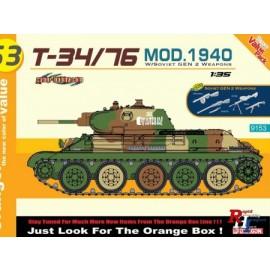 9153 1:35 T-34/76 Mod.1940+GEN2