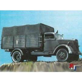216 1/35 Opel Blitz Deut. Truck 3