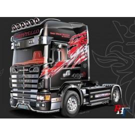 3922 1/24 Scania 164L Topclass