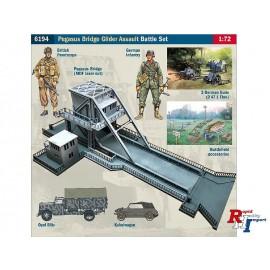 6194 1/72 Battle-Set-'Pegasus Bridge'