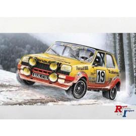 3652 1:24 Renauls R5 Rally