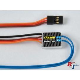 503060, Refelx 6/15Ch Switch 2 (2x2.5A,