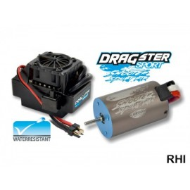 906158 Brushless Set Waterproof 12T