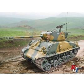 6586 1:35 US M4A3E8 Sherman Korea Krieg