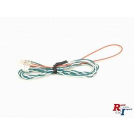 17175097 RC Aux Light F Wht 3mm LED