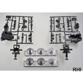 19000614, TT-02/D A-Parts Front