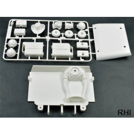 19005086, DT-02 A-Parts Roof Holiday