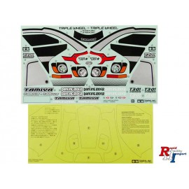 T3-01 Sticker+Maskingsticker set