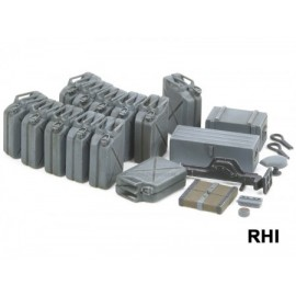 1/35 Duitse Jerry Can Set - Early Type