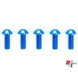 42329 3x8mm Hi-Grade Aluminum Hex Head