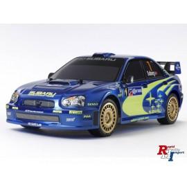1/10 RC Subaru Impreza WRX Sti 2004 TT02