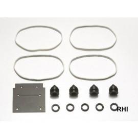 51499 Bruiser Car Rubber Parts Set B