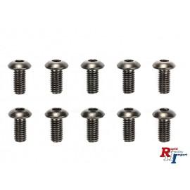 51624 3x6mm Steel Hex Head screws