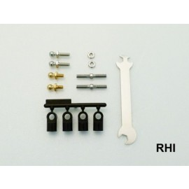 53662 TT-01 Turnbuckle Tie Rod