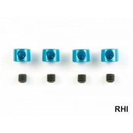 53827 Stabilizer Rod Stopper (4) blue