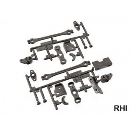 54460 RM-01 Carbon Reinforced L Parts