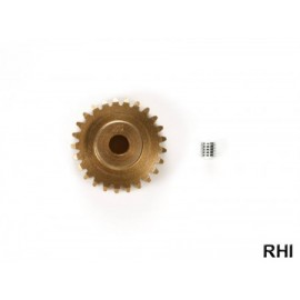 54578, TRF M0.6 Alu Pinion Gear 25T