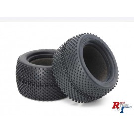 54832 T03-01  Rear Wide Pin Spike Tires