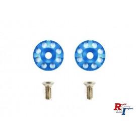54849 Aluminum Wing Washers (Blue)