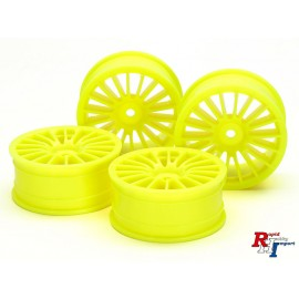 54852 Medium-Narrow 18-Spoke Wheels