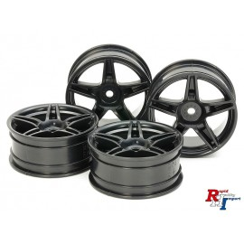 54853 Medium-Narrow Twin 5-Spoke Wheels
