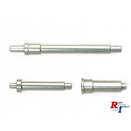 54906 M-08C Rc Aluminum Shaft Set (3)