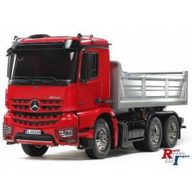 56361 1/14 RC MB Arocs 3348 red/Silver