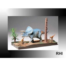 60103, 1/35 Triceratops Diorama Set