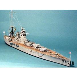 77502, 1/700 British Battleship Rodney