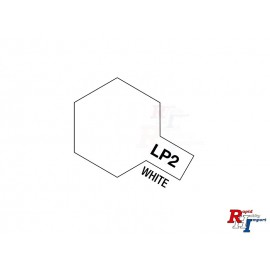 82102 LP-2 wit glanzend 10ml (VE6)