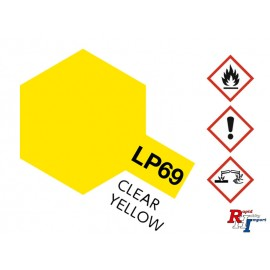 82169 LP-69 Clear Yellow 10ml (VE6)