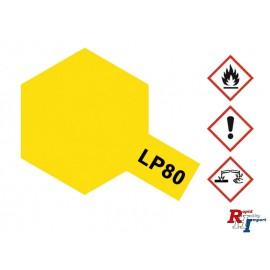 82180 LP-80 mat geel (VE6)