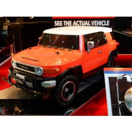 84401 1/10 RC Toyota FJ Cruiser Orange