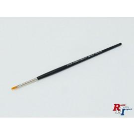 87046 High Finish Flat Brush No.0
