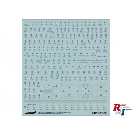 Tamiya 12692 1:48 F-4 Door Decal Set A