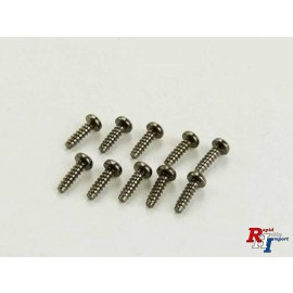 19804392 Tapping screw 10pc. (BA6)