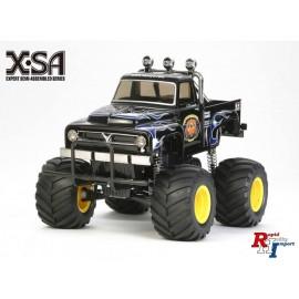 46705 1/12 RC X-SA Midnight Pumkin