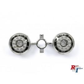 9225053 U-parts rims (2) front MB 56305/